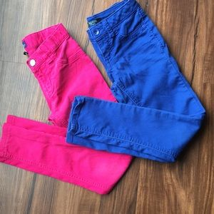 2 Pairs Jeggings
